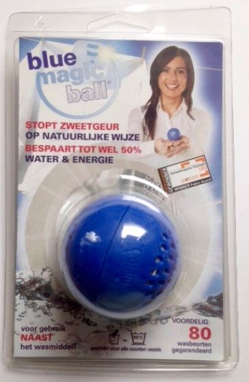 Ervaringen Blue Magic Ball